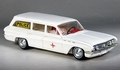 AMT 1962 Buick Special Station Wagon Built Kit