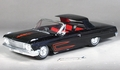 AMT 1962 Chevy Impala SS Convertible, 3 in 1 Built Kit
