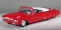 AMT 1962 Chevy Impala SS Convertible 3 in 1 Built Kit