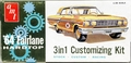 AMT 1964 Fairlane Hardtop, 3 in 1, Stock, Dean Jeffries Custom or Competition