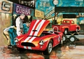 AMT 1963 Ford 289 Cobra, 1953 Ford Pickup and Trailer - Race Car Set