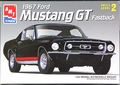 AMT 1967 Mustang GT Fastback