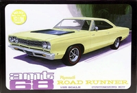 AMT 1968 Plymouth Roadrunner Hardtop