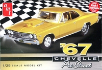 AMT 1967 Chevelle SS 396 Hardtop Pro Street