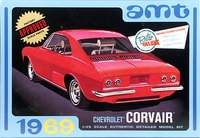 AMT 1969 Corvair Hardtop, Stock, Custom or Competition