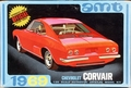 AMT 1969 Corvair Hardtop, Stock, Custom or Competition, Original Issue