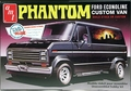 "AMT 1975-76 Ford Van, Stock Econoline or ""Phantom"" Custom Van"