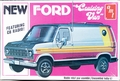 "AMT 1977 Ford ""Cruising Van,"" Original Issue"