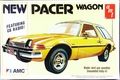 AMT 1977 Pacer Station Wagon, Stock