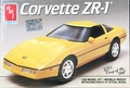 AMT 1989 Corvette ZR-1 Coupe with 1989 GSL International Sticker
