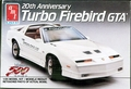 AMT 1989 Turbo Firebird GTA 20th Anniversary Indy 500 Pace Car