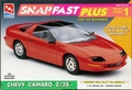 AMT 1993 Camaro Z-28 Coupe, SnapsFastPlus