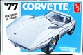 AMT 1977 Corvette Coupe