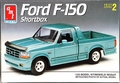 AMT 1993 Ford F-150 Shortbed Styleside Pickup