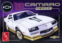 AMT 1983 Camaro Z-28 Coupe