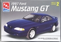 AMT 1997 Mustang GT Coupe