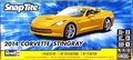 Revell 2014 Corvette Stingray Coupe, SnapTite