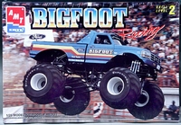 "AMT ""Bigfoot"" 1993 Ford Pickup Monster Truck"