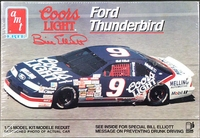 "AMT Bill Elliott #9 ""Coors Light"" 1991 T-Bird"