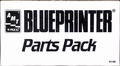 "AMT ""Blueprinter"" Chevy 283, Pontiac 421, Chrysler 392 and Corvair Engines Parts Packs"