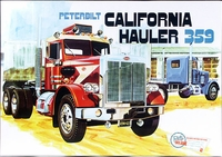 "AMT ""California Hauler"" Peterbilt 359"