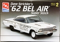 AMT Dave Strickler 1962 Chevy Bel Air Hardtop Super Stock