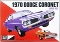 MPC 1970 Dodge Coronet Super Bee, Stock