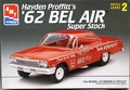 AMT Hayden Proffitt 1962 Chevy Bel Air Hardtop Super Stock