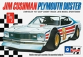 "AMT Jim Cushman Plymouth Duster Short Track Late Model Sportsman Chrysler ""Kit Car"""