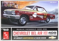 "AMT Joe Gardner ""Northwind"" 1962 Chevy Bel Air 409 Hardtop A/Stock or Factory Stock �62 Chevy Bel Air 409"