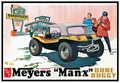 AMT Meyers Manx VW Dune Buggy, Original Issue