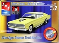 AMT (MPC) 1967 Dodge Charger, Almost Stock or Street Machine