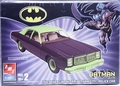 "AMT (MPC) 1978 Dodge 4 Door Police Car or ""Batman"" Joker Goon Car"