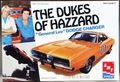 """AMT (MPC) """"Dukes of Hazzard"""" """"General Lee"""" 1969 Dodge Charger"""