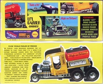 """AMT (MPC) """"Li'l Gasser"""" Show Rod with Optional Shell Gasoline Decals"""