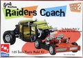 "AMT (MPC) Paul Revere and The Raiders ""Raiders Coach"" by George Barris"