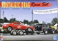 "AMT (MPC) Rupp & Steffey ""Cougar Country"" '68 Cougar Funny Car, '79 Bronco, Tandem Axle Trailer 3-Kit Set"