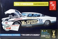 "AMT ""Mr. Speed"" 1953 Studebaker Starliner Coupe 3 in 1, Stock, Custom or Bonneville Racer"