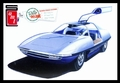 """AMT """"Piranha Super Spy Car"""" (Reissue of """"Man From Uncle"""" / """"Girl from Uncle"""" Cars)"""