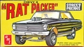 "AMT ""Rat Packer"" 1965 Chevy II Nova Altered Wheelbase Funny Car, Original Issue"