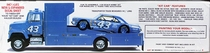 "AMT Richard Petty 1971 Dodge Dart Sportsman ""Kit Car"" with Ford LN 8000 Hauler Race Team Set"