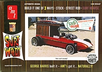"AMT ""Surf Woody"" Show Rod, Surf Woody, Surf Hearse or Street Rod"