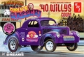 "AMT The Three Stooges ""Curly's Gasser"" 1940 Willys Coupe"