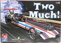 "AMT ""Two Much!"" Twin-engined Front Engined Top Fuel Dragster"