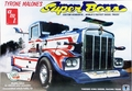 "AMT Tyrone Malone ""Super Boss"" Custom Drag Kenworth"