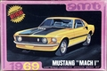 AMT 1969 Mustang Mach 1 Fastback 428 CJ, Stock or Custom