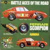 "Aurora ""Battle Aces of the Road"" Ferrari Scorpion"