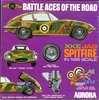 "Aurora ""Battle Aces of the Road"" XKE Jag Spitfire"