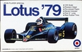 Entex Lotus '79 John Player Special, Formula 1, 1/25 Scale