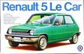 Entex Renault 5 Le Car, 1/20 Scale